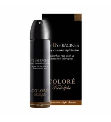 Bye Bye Racines - Spray colorant éphémère - Châtain Clair