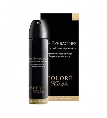 Bye Bye Racines - Spray colorant éphémère - Blond Clair